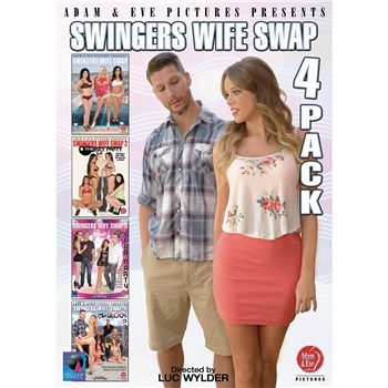 Swingers Wife Swap 4-Pack Box cover