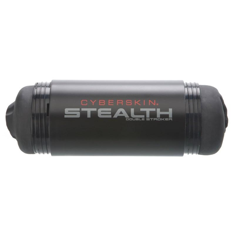 Cyberskin Stealth Dual Ended Stroker