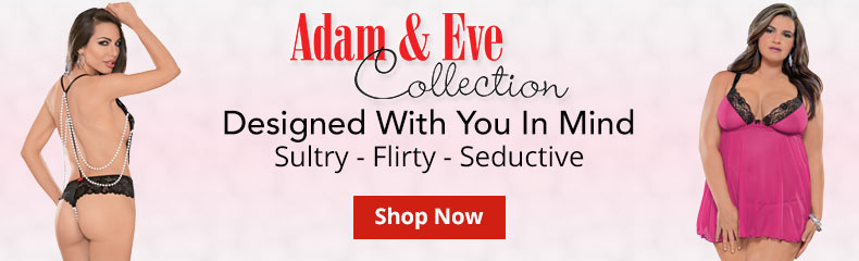 Shop The Adam & Eve Lingerie Collection!