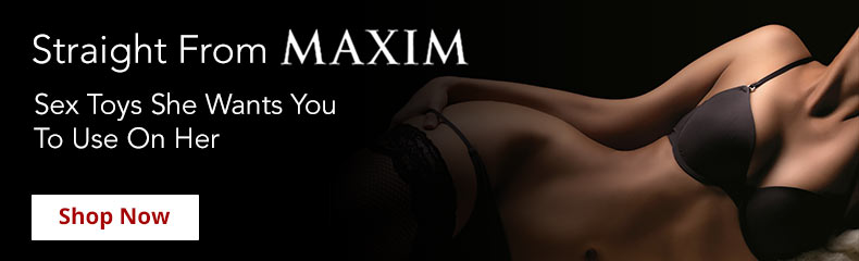 Shop Maxim Magazine Recommended Toys!