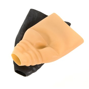 Replacement Pump Sleeves beige and black
