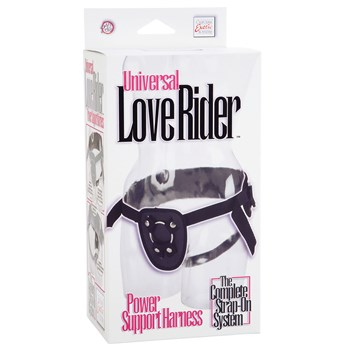 Love Rider Universal Harness front of box