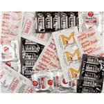 A&E Condom Sampler