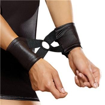 X-Rated Chemise wrist ties