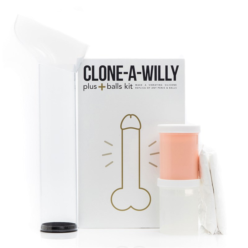 Clone-A-Willy Plus+ Balls Kit