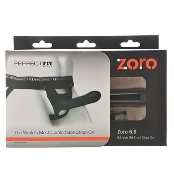 Zoro DP Silicone Strap-On box
