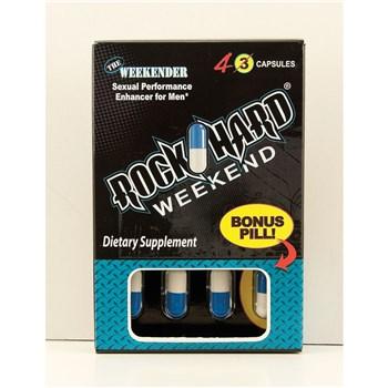 Rock Hard Weekend - 4 Count