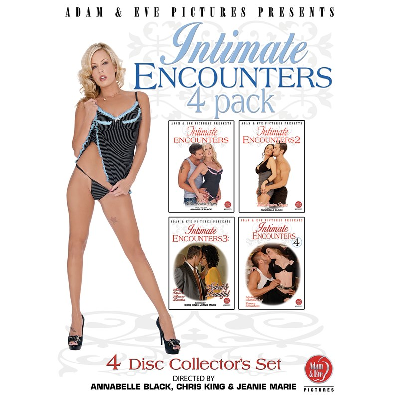 Intimate Encounters 4-Pack