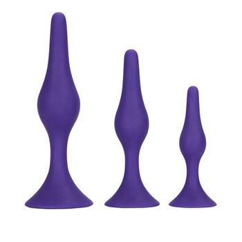 Booty Call Booty Trainer Kit showing all 3 sizes