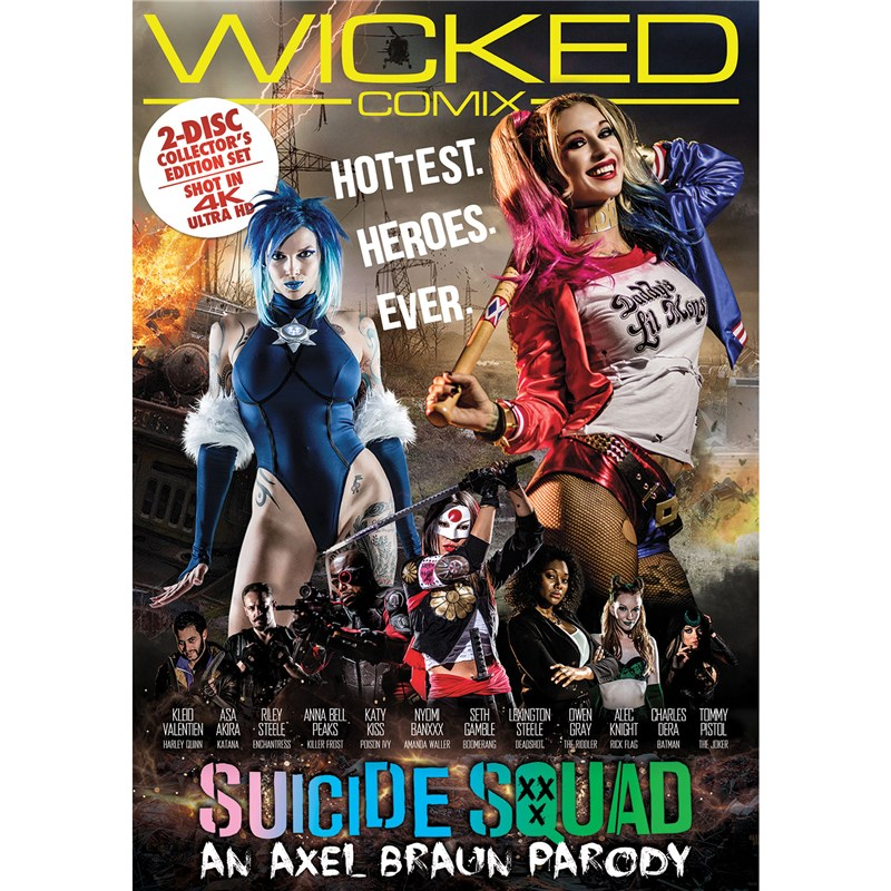 Suicide Squad An Axel Braun Parody
