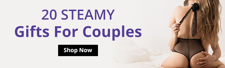 Shop 20 Steamy Gifts For Couples!