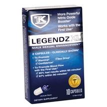 Legendz XL Male Sexual Enhancement 10 count box