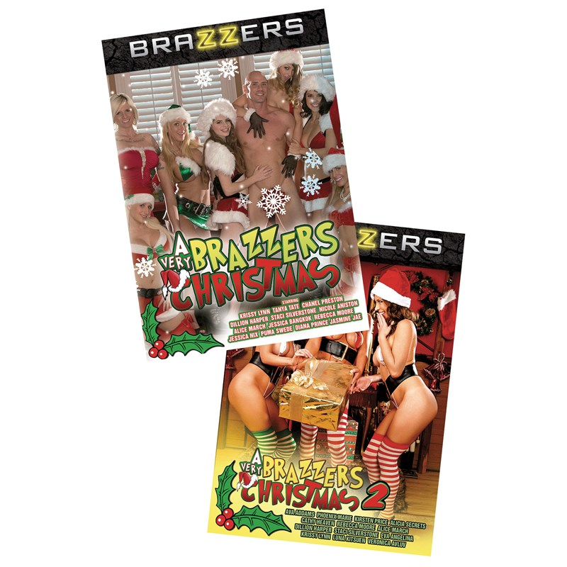 A Very Brazzers Christmas Combo