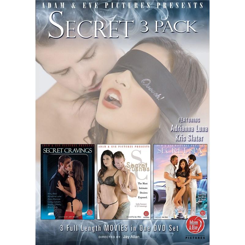 Secret 3-Pack