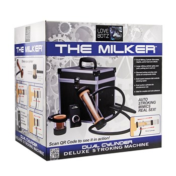 The Milker Automatic Stroker box