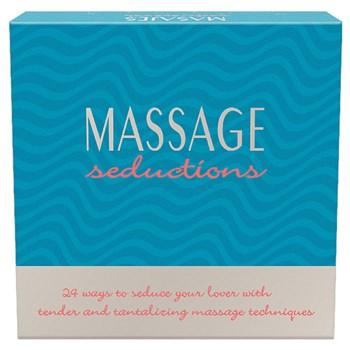 Massage Seductions Game box