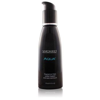 Wicked Aqua Waterbased Lube