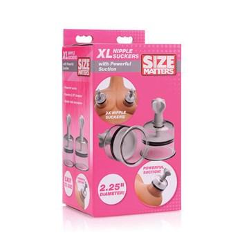 XL Nipple Suckers box