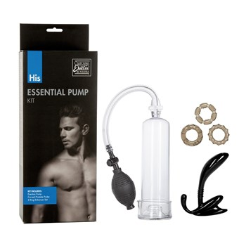 His Essential Pump Kit with Box