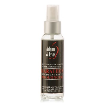 Adam & Eve Extra Strength Marathon Delay Spray bottle