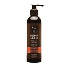Hemp Seed Massage Lotion- Isle of You Bottle