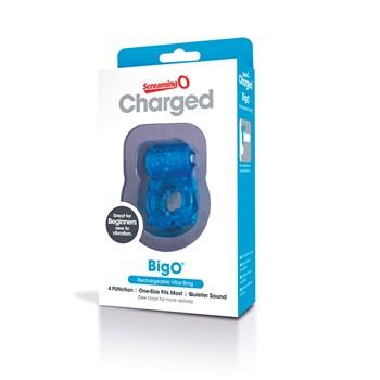 Charged Big O Vibe Ring box
