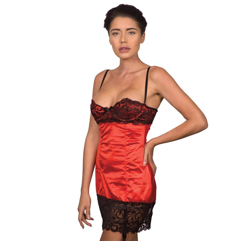 Adam & Eve Passion Chemise Set