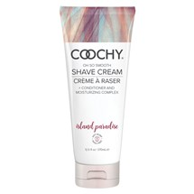 Scented Coochy Shave Creme Isle Paradise