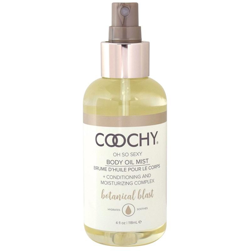 Coochy Body Oil Mist