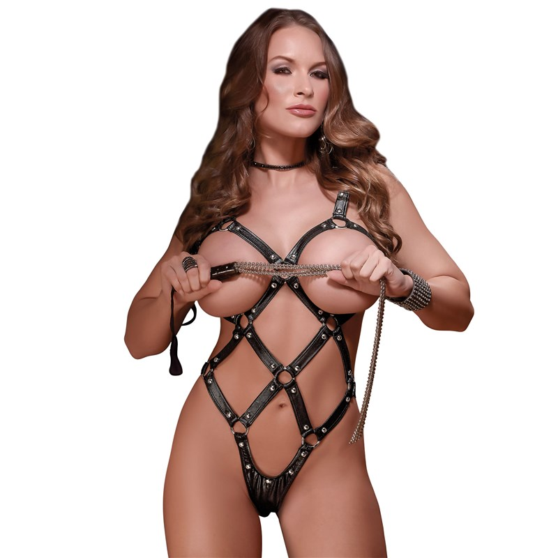 Contessa Cupless Strappy Teddy