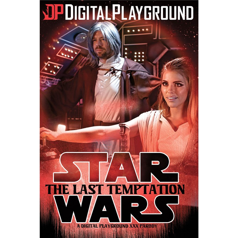 Star Wars: The Last Temptation XXX Parody