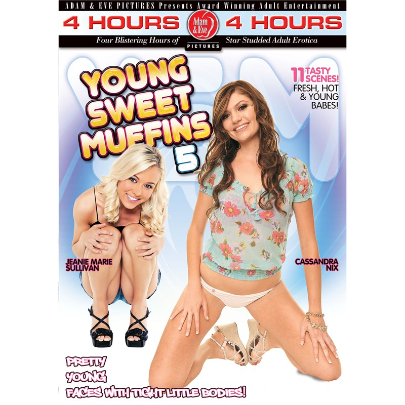 Young (18+) Sweet Muffins 5