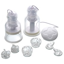 Temptasia Titillator Nipple Stimulators all Components