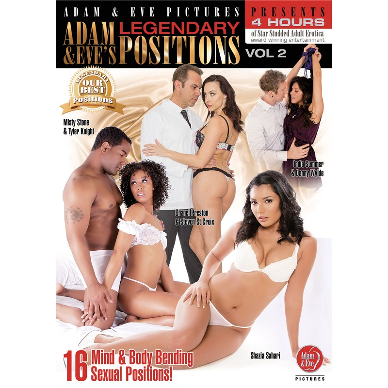 Adam & Eve's Legendary Positions 2