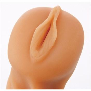 The Girl Next Door Stroker close up of lips opening