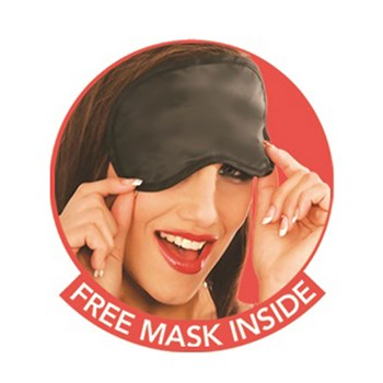 Candy Ball Gag free mask included
