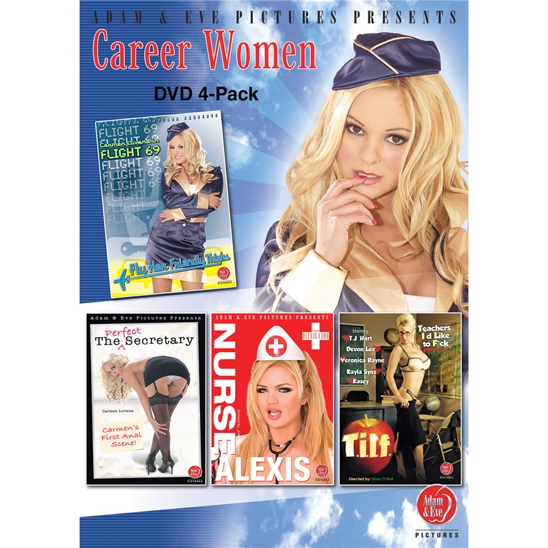 Career Women 4-Pack
