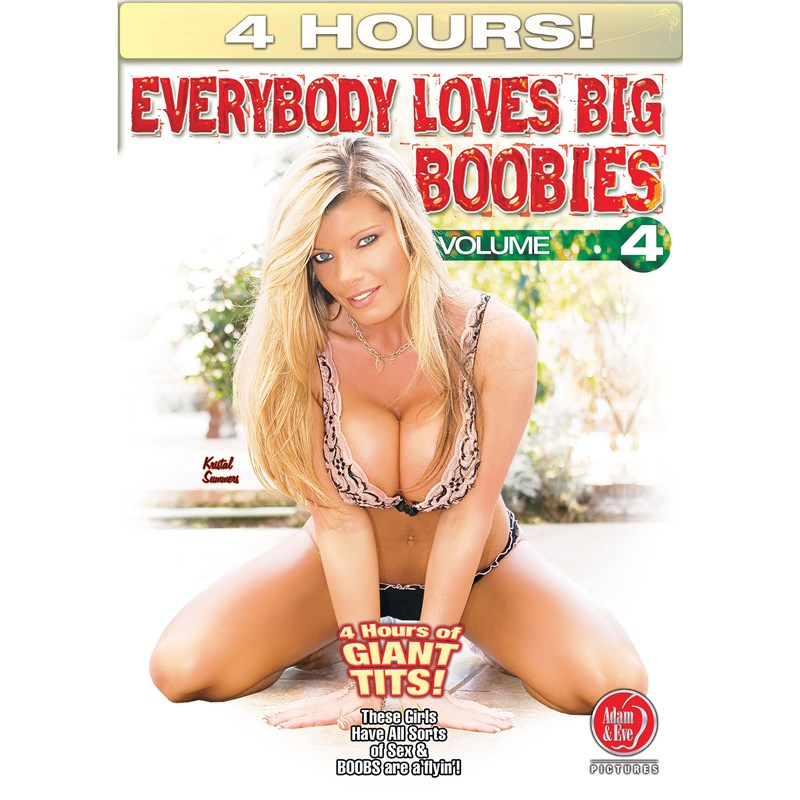 Everybody Loves Big Boobies 4