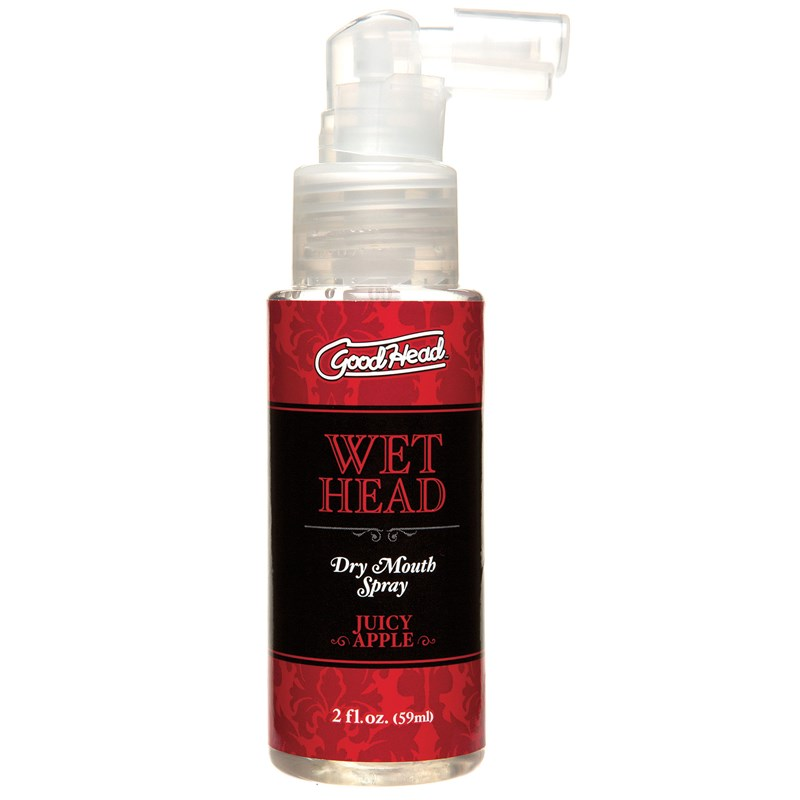 Goodhead-Wet Head Dry Mouth Spray