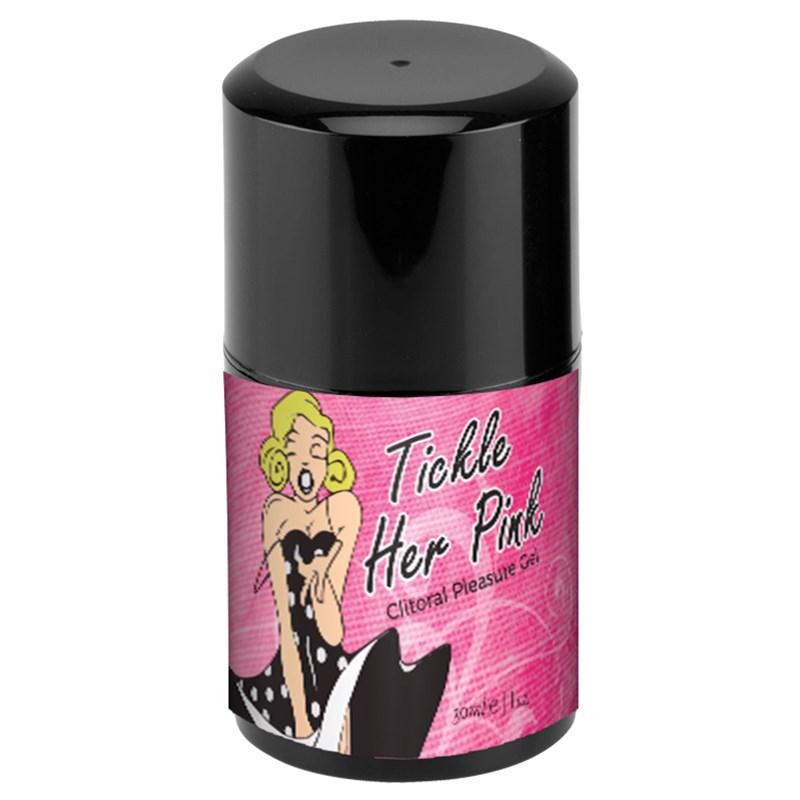 Tickle Her Pink Clitoral Pleasure Gel