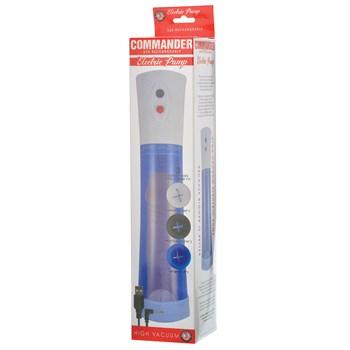 Commander USB Rechargeable Electric Pump box