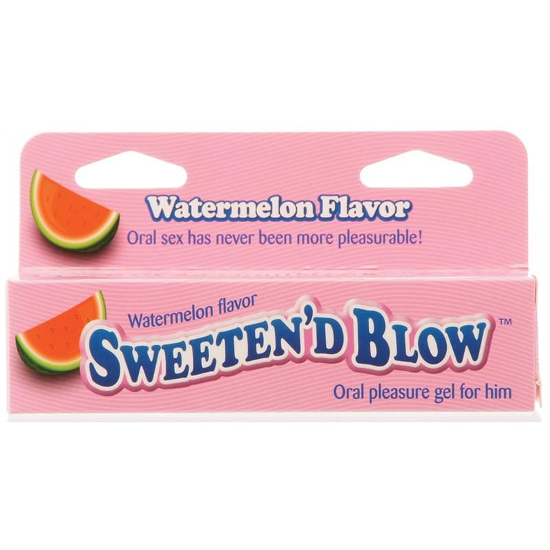 Sweetend Blow Oral Pleasure Gel