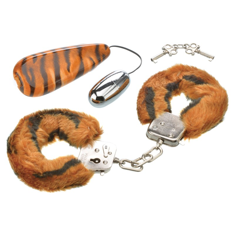 Primal Instinct Bullet And Cuff Set