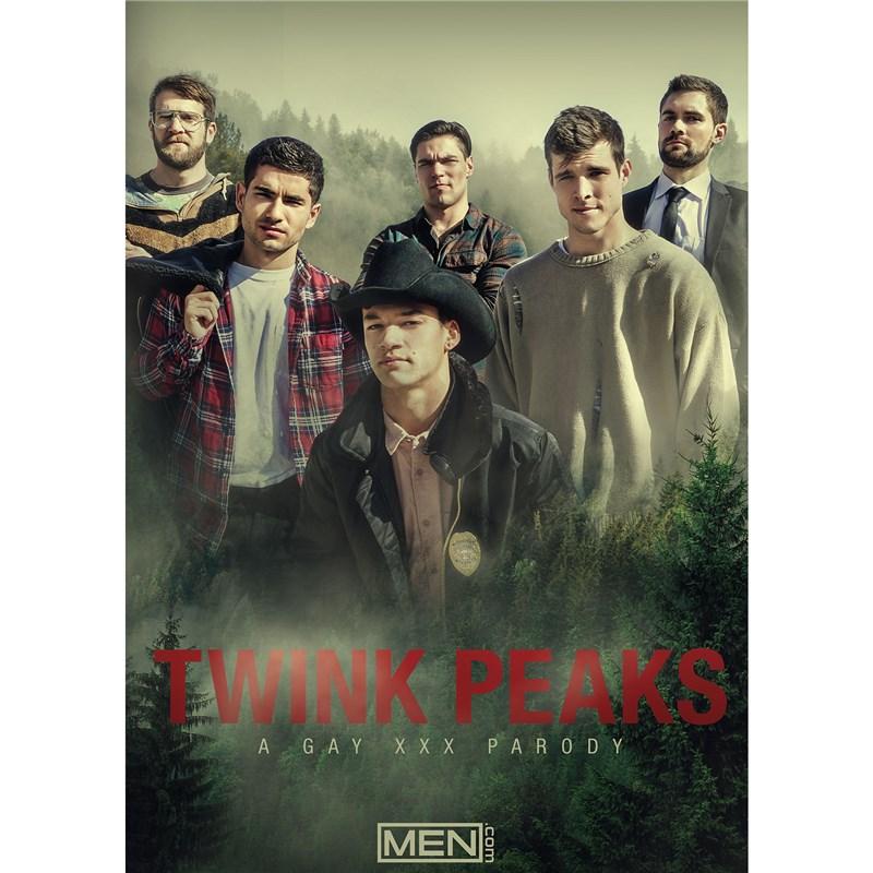 Twink (18+) Peaks A Gay XXX Parody