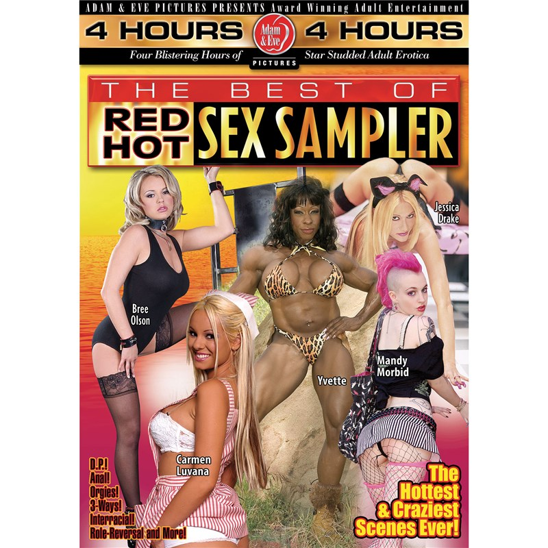 The Best Of Red Hot Sex Sampler