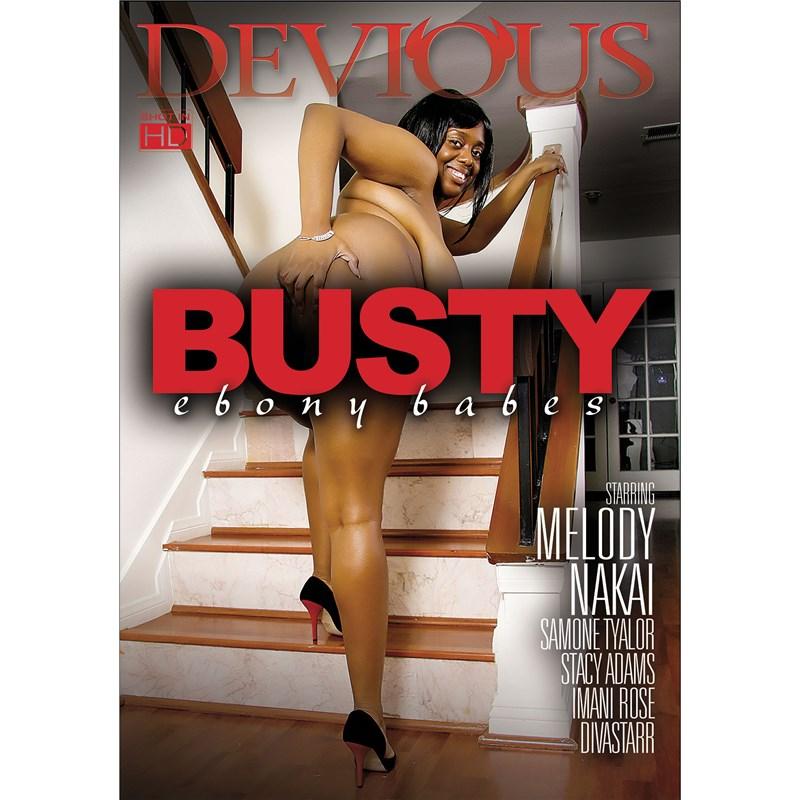 Busty Ebony Babes