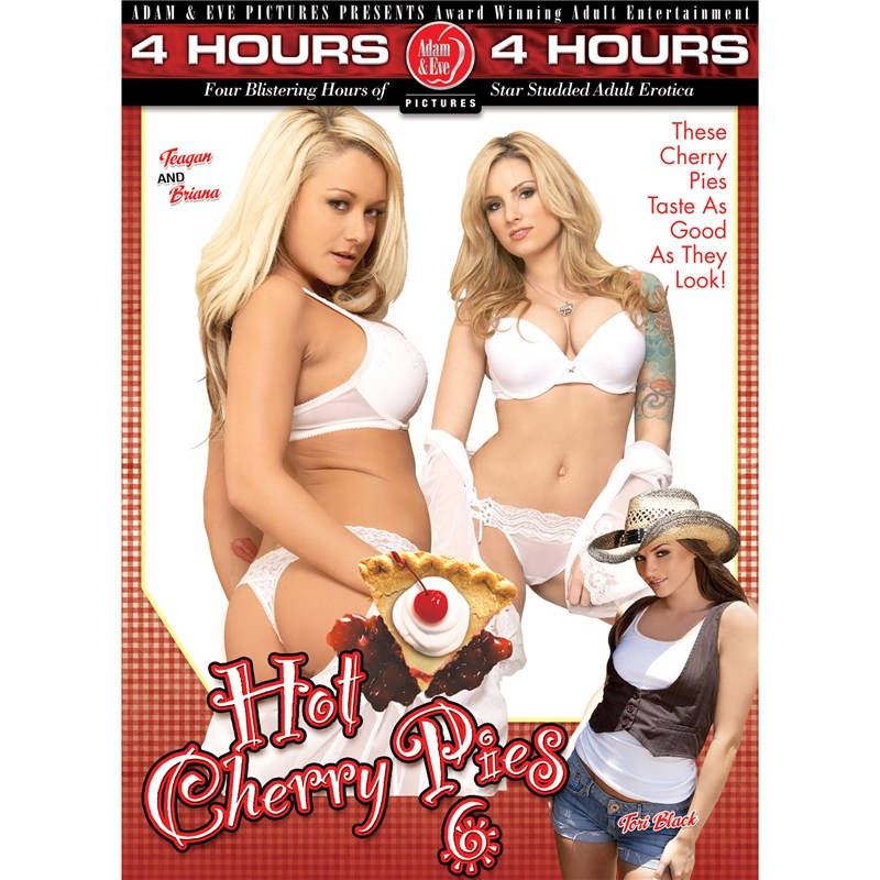 Hot Cherry Pies 6