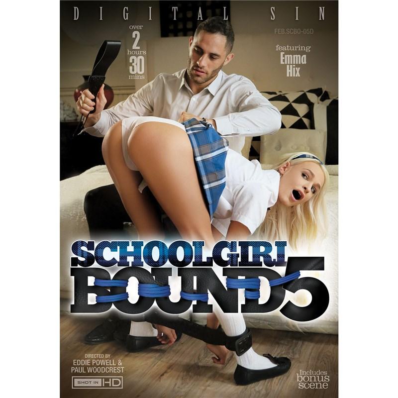 Schoolgirl (18+) Bound 5