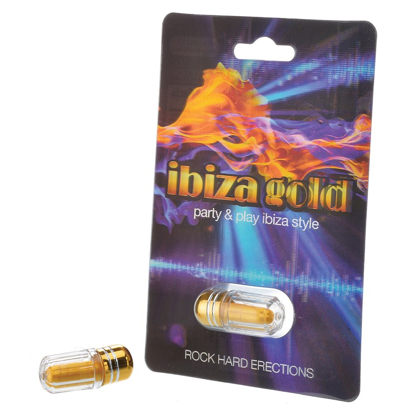 Ibiza Gold Herbal Supplement