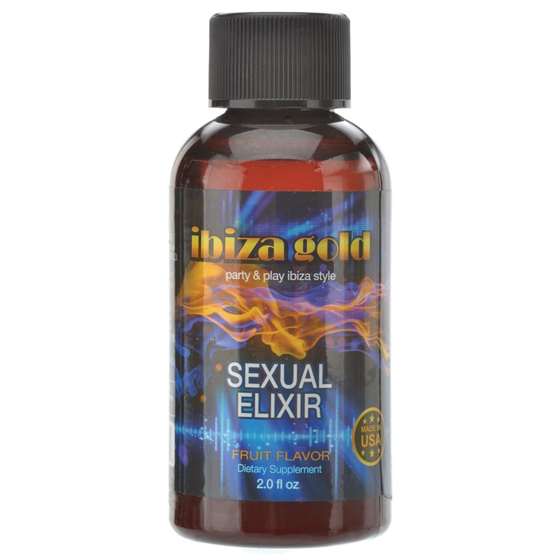 Ibiza Gold Sexual Elixir